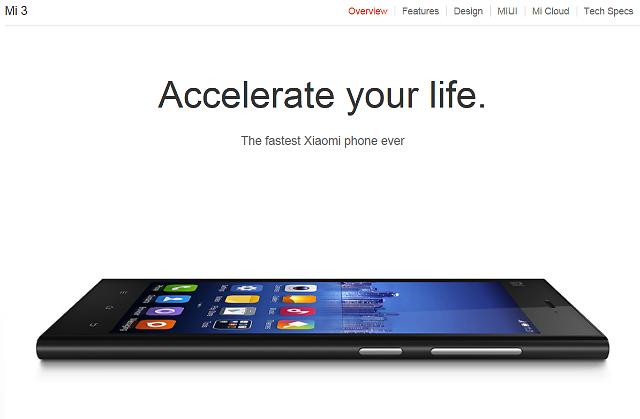 중국 스마트폰 시장, 삼성 밀리니 샤오미4 VS 화웨이 아너6?