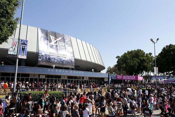 KCON 2014 takes place in Los Angeles