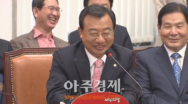 """이정현 """"국민들 국회에 '너나 잘해'라고 한다"""""""