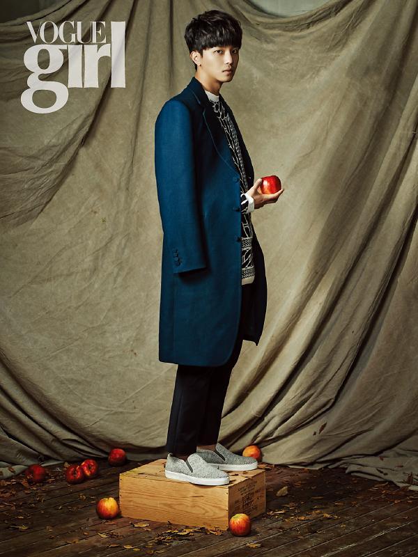 Actor Woo-jin Yeon reveals his dream girl