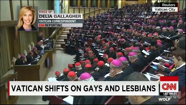 동성애ㆍ이혼 포용 문서에 보수적 가톨릭 주교들 발끈