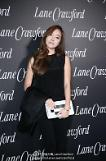 .Former Girls' Generation member Jessica made an official appearance in China.