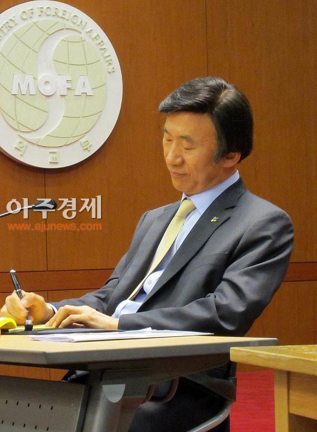 윤병세 장관, 수전 라이스 면담…미국의 대북정책 이상 없다