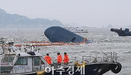 .Family members vote against salvage of ferry Sewol  .