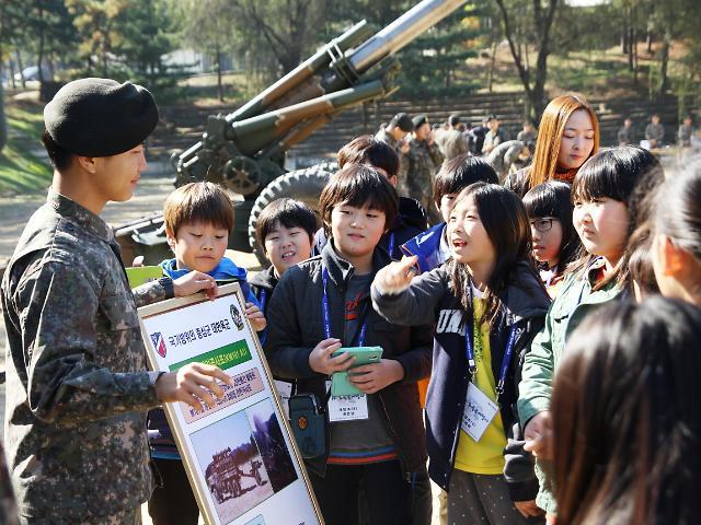 제 17보병사단, 문예예술활동, 콘서트, 군장비·물자체험 등으로 지역학생 안보의식 고취