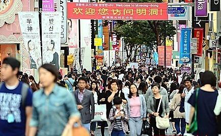韩流通企业进军海外 两年间增长近三倍
