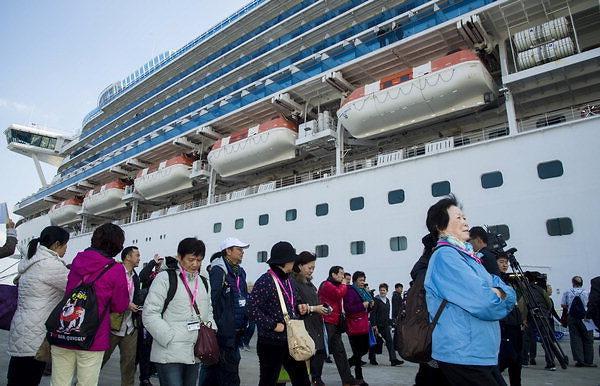 韩国邮轮入境游规模破百万 釜山港及周边建设需完善