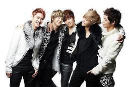 .MBLAQ演唱会后协议续约 迷你7辑无宣传活动.