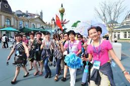 """.中国年轻女性对韩国旅游""""最感冒""""."""
