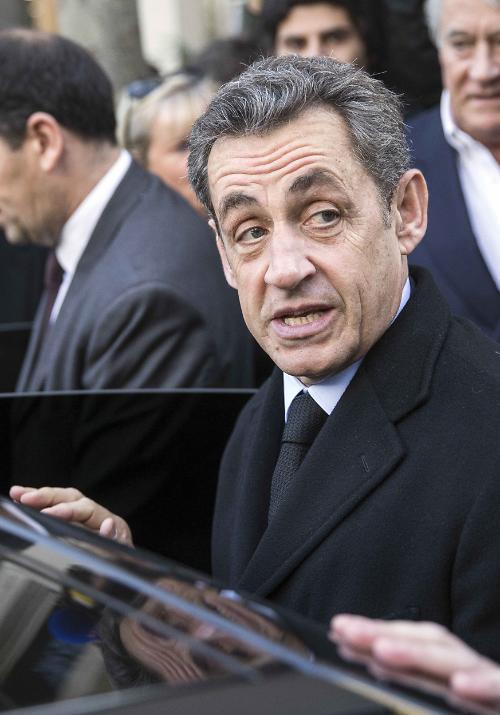 정계복귀 사르코지,프랑스 제1야당 대표 선출..차기 대선 출마?