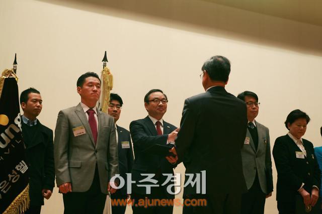순천향대천안병원, 소비자의 날 기념식에서 국무총리 표창 수상