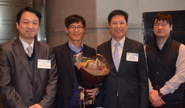 오픈베이스 ADC스마트 대한민국 SW 대상 국무총리상 수상
