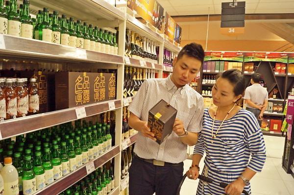 소주에 맛 들이는 왕서방 … 중국에 '음주 新한류'