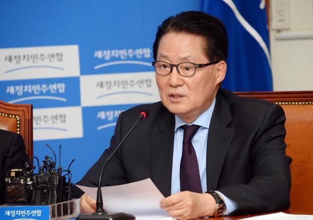 박지원 의원 16일 방북…이희호 대신해 김정일 3주기 조화 전달