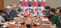 .South Korea-Canada FTA to go into effect on New Years Day .