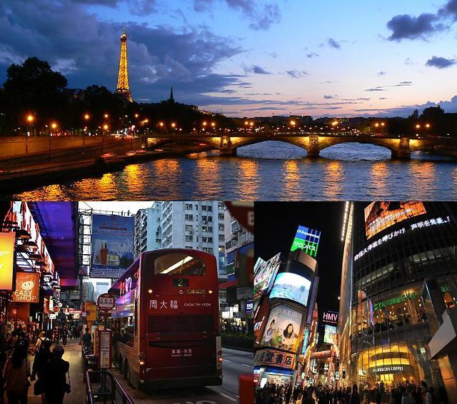 지난해 가장 사랑받은 해외여행지는 도쿄