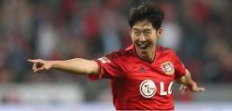 .FIFA chooses Son Heung-min as one of 16 players to watch in 2015 .