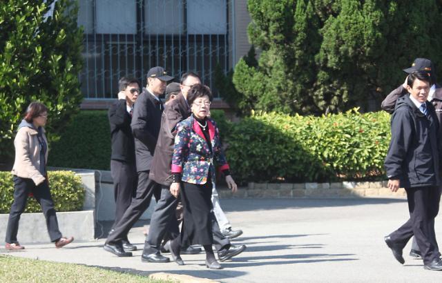천수이볜 대만 전 총통, 치료 위해 1개월 가석방