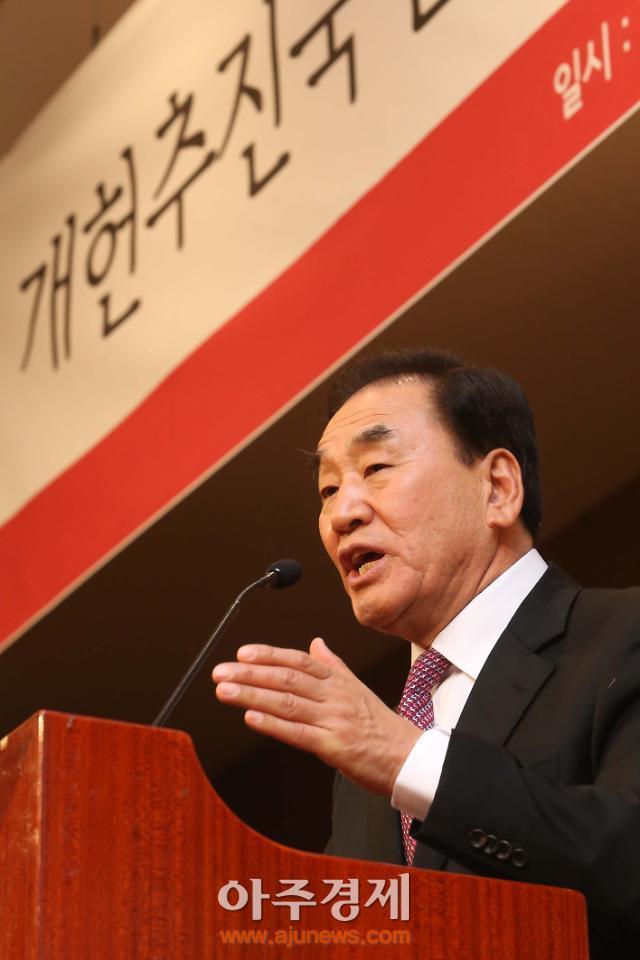 문건 유출 사건 이후 비박(근혜)계 '청와대 인사 쇄신' 주문 이어져