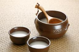 .Makgeolli exports to Japan drop sharply .