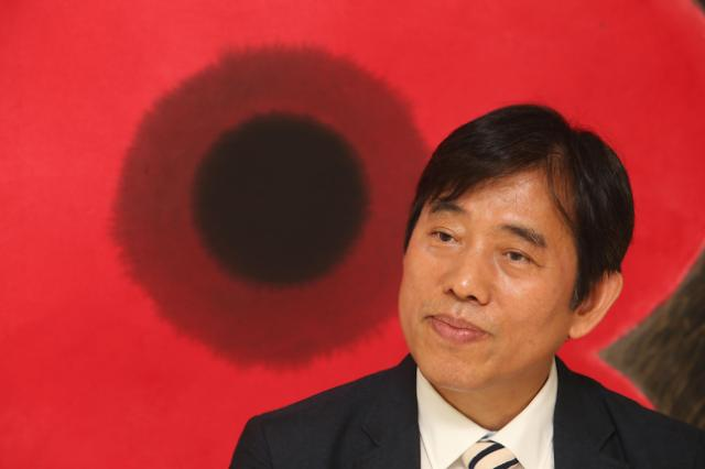 韩画家金炳宗将在北京举办个人画展 宣扬中韩友谊