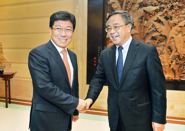 정부, 중국 광동성과 로봇기술 등 협력…한·중 FTA 활용 방안 모색(종합)