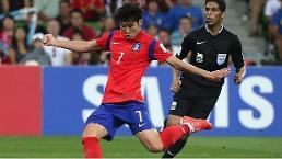 .Football star Son Heung-mins T-shirt fetches 3,955,000 won at auction .