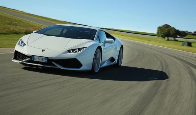 Robust sales of supercars in South Korea