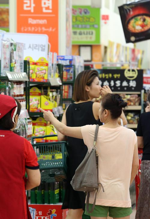 Consumer inflation rate remains below 1% level