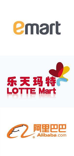 韩国超市大鳄携手阿里巴巴 大举入驻中国电商平台