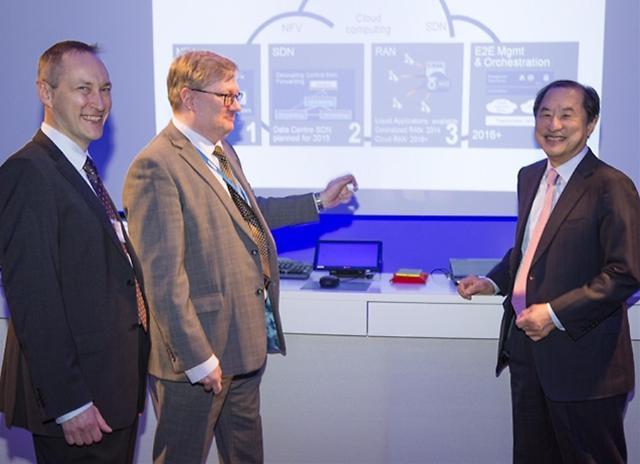 [MWC 2015] LG유플러스 노키아 가상화 기반 네트워크 핵심장비 업계 최초 도입