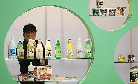 韩流带动传统酒出口 清酒在中国最受宠