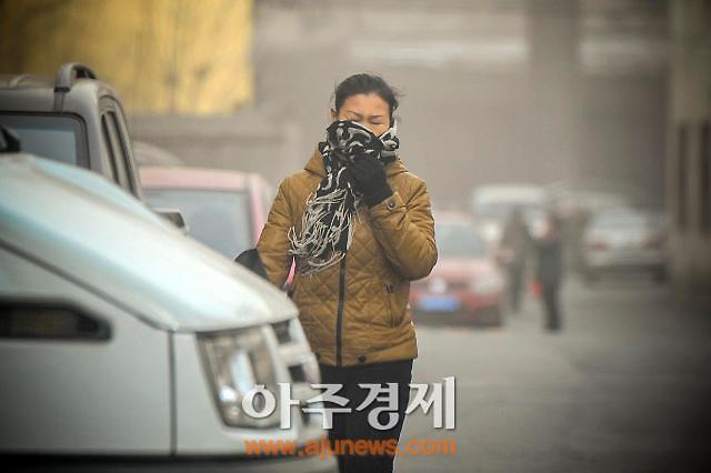 Seoul issues ultra fine dust alert