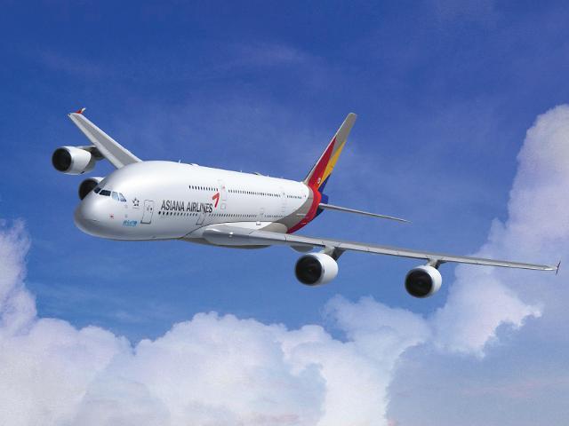 아시아나항공, 러시아 S7항공 6개노선 공동운항 확대