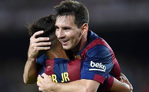 Messi worlds best forward in 1st quarter: CIES Football Observatory