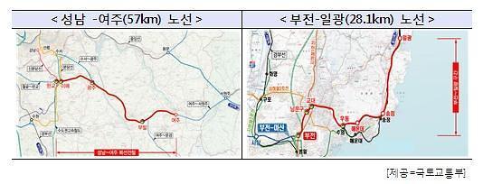 성남~여주 등 국내 첫 경쟁방식 철도노선 운영자 선정 재공고