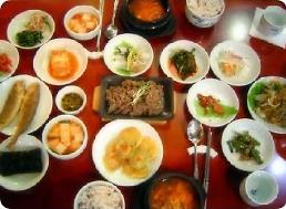 .韩国人的饮食习惯.