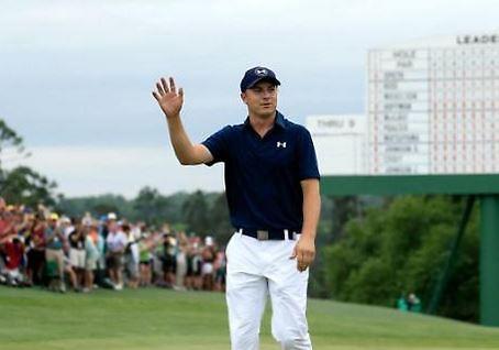 마스터스 대회 우승자 조던 스피스, PGA투어 RBC헤리티지 출전