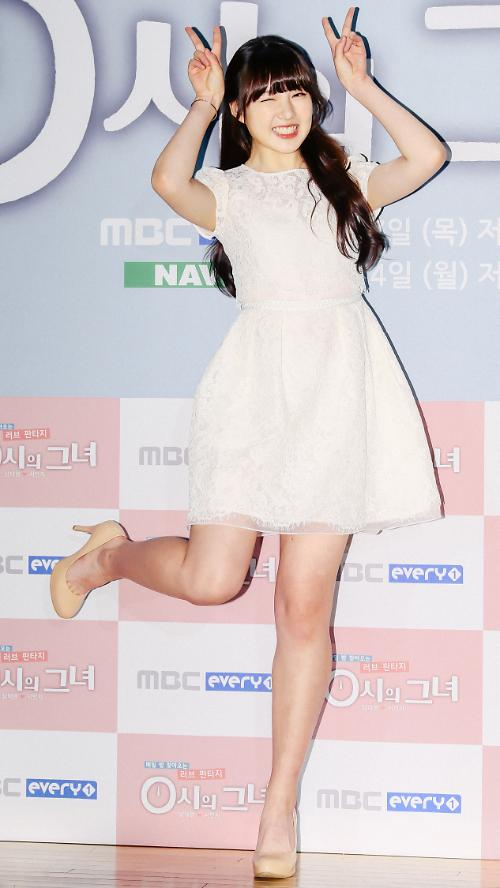 Girl group GFriend member Yerin appears in Web drama Girl of 0 A.M.