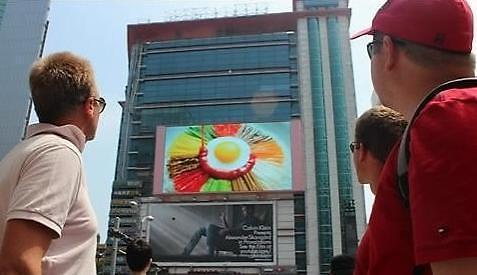 """韩流带火K-Food 首尔外国""""吃货""""大增"""