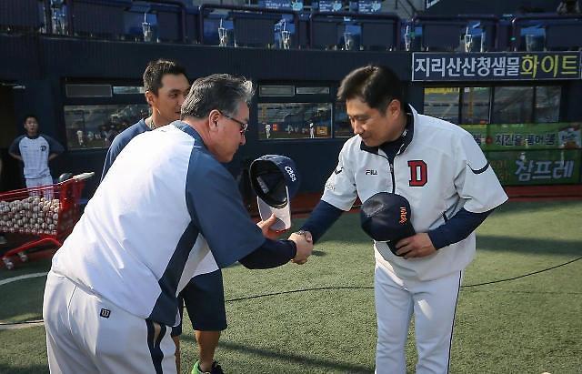 민병헌,두산 벤치클리어링 장민석 퇴장에 양심선언?..홍성흔도 징계