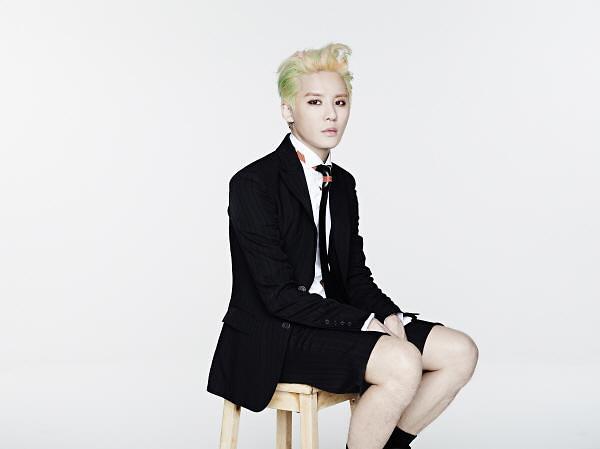 JYJ 김준수, 삼주 다이아몬드베이 모델로 발탁!