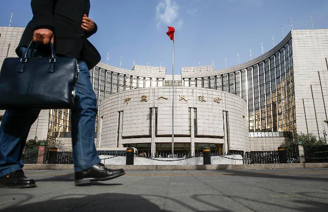 인민은행, 중국 GDP·투자·소비 등 경제지표 전망치 일제히 하향조정