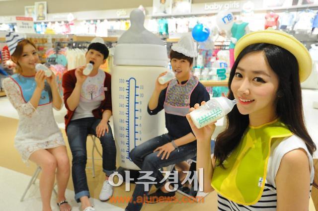홈플러스 론칭, 유아동 전문 브랜드 마더케어 서울 입성…강서점 오픈