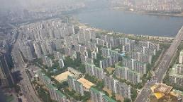 .韩国平均房价历史首超1000万韩元/3.3㎡.