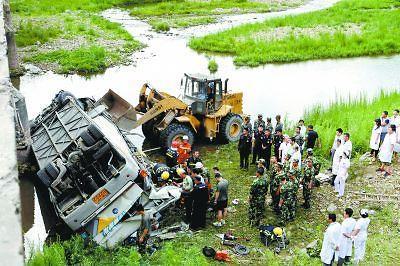 吉林集安交通事故:韩方遇难者家属追究事故原因