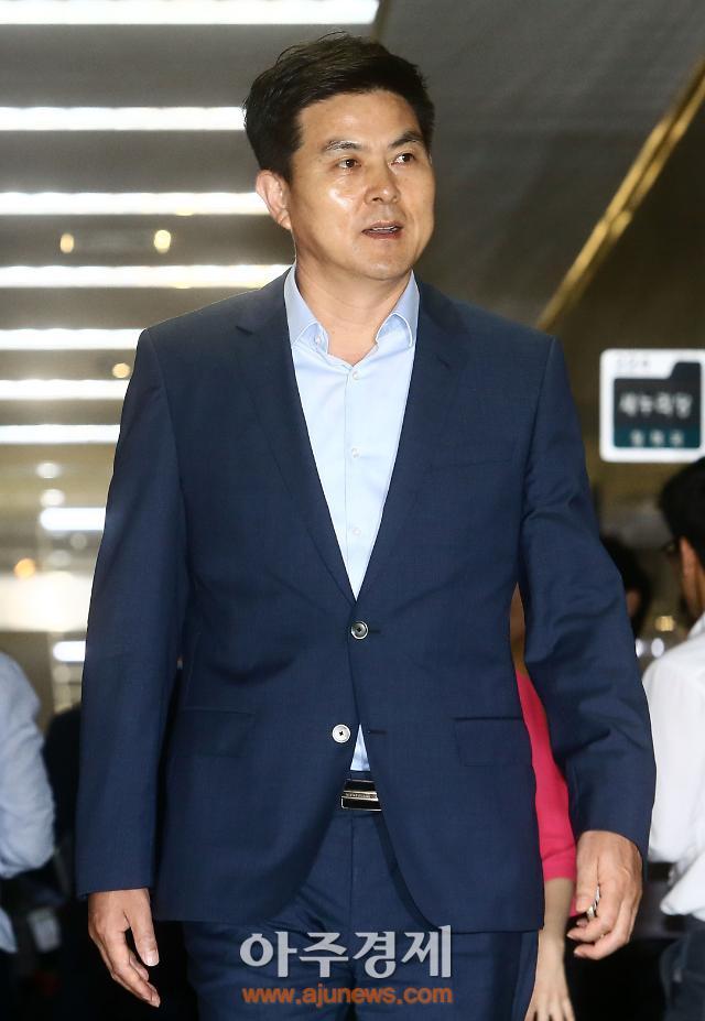 """김태호, 총선 불출마 선언 """"몸과 마음 시들어…미래 위해 공부할 것""""(종합)"""
