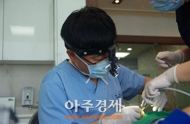 세계 최초로 개발된 바이오 교정...치아교정 한계 극복