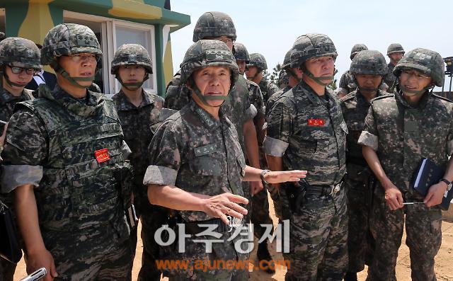 """부사관 2명 부상 비무장지대 폭발 북한 소행…""""북한, 목함지뢰 설치"""""""