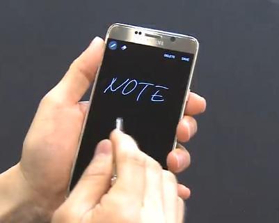 """갤럭시노트5 애플 아이폰6S 잡아먹을 실용성 극대화 기능 놀라움 """"대단하네"""""""